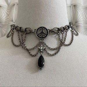 Lucky Brand Choker Necklace